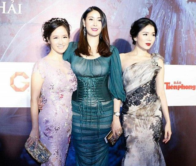 Hoa hậu Hà Kiều Anh kể về cựu người mẫu Thủy Hương