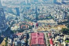 Nóng bỏng cuộc chiến 2 sắc thái địa ốc 2018