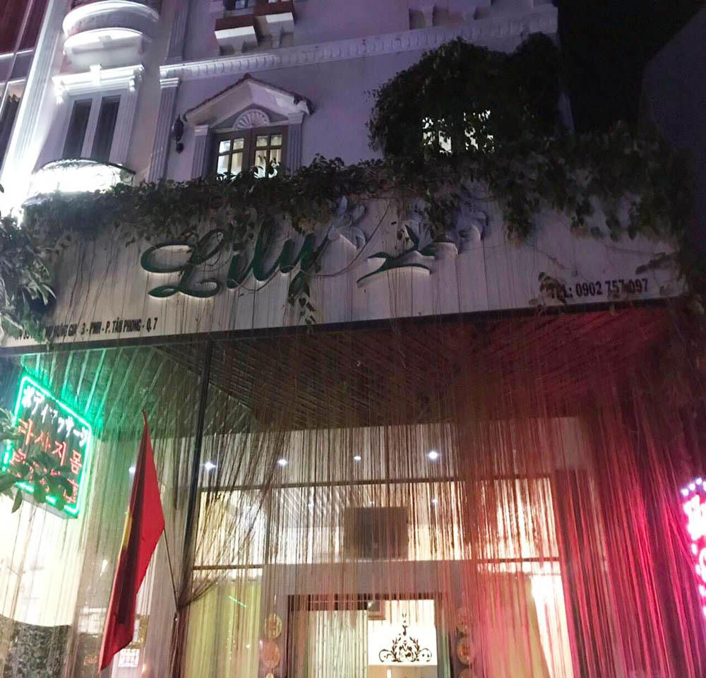 mua bán dâm,mại dâm,Sài Gòn