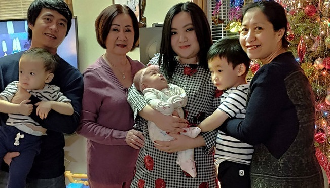 Ca sĩ Xuân Mai,Sinh con,Kết hôn,Tình yêu