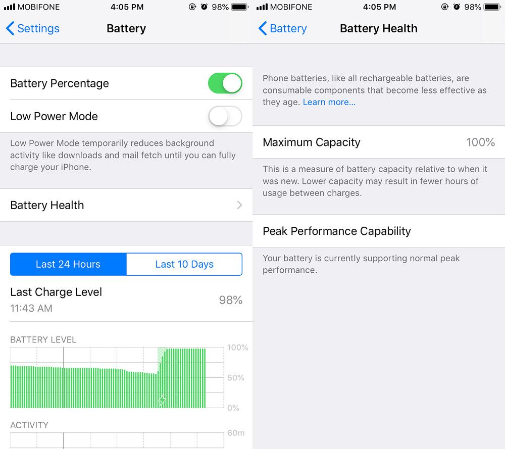 Cách sửa lỗi iPhone, iPad bỗng nhiên khởi động lại