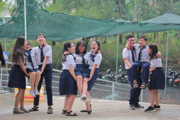 Học sinh HUFI: 100% tốt nghiệp THPT được vào thẳng ĐH-CĐ