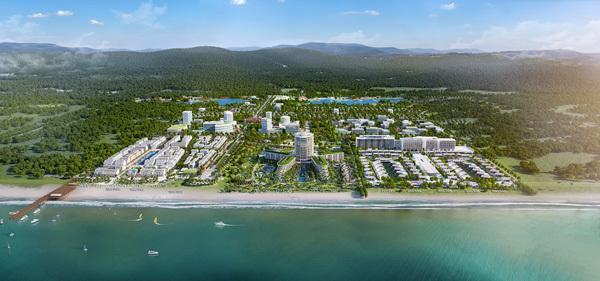 Bim Group ra mắt khu nghỉ dưỡng thượng lưu ở Phú Quốc