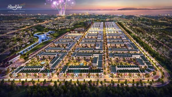 Nhà phố Para Grus- 'thỏi nam châm' của Bãi Dài Cam Ranh