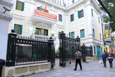Hanoi chairman queried over recording ban at public liaison offices