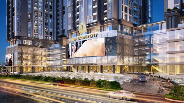 Khai trương trung tâm thương mại Sun Plaza tại Hà Nội