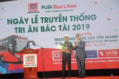 Phương Trang - FUTA Bus lines tri ân bác tài