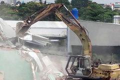 Quận Tân Bình nói về việc cưỡng chế 'vườn rau Lộc Hưng'