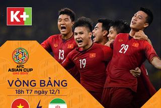 """ĐT Việt tranh hùng Asian Cup, fan nhận""""lì xì"""" Tết sớm"""