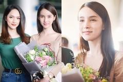 Vẻ đẹp ngọt ngào của Hương Giang idol và Á hậu chuyển giới Yoshi