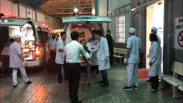 Thêm 3 nạn nhân vụ đánh bom Ai Cập nhập viện điều trị ở Sài Gòn