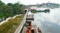 Lấn hàng ngàn mét sông Sài Gòn làm đường đô thị