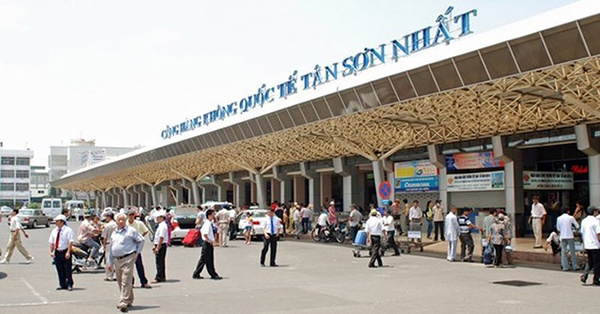 ACV,Tân Sơn Nhất,nhà ga T3,sân bay
