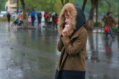 Không khí lạnh yếu mà sao nhiệt độ giảm sâu, rét buốt