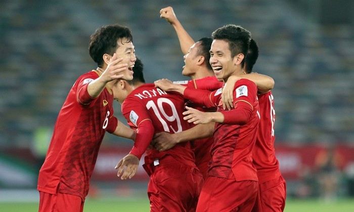 tuyển Việt Nam,HLV Park Hang Seo,Bóng đá Việt Nam