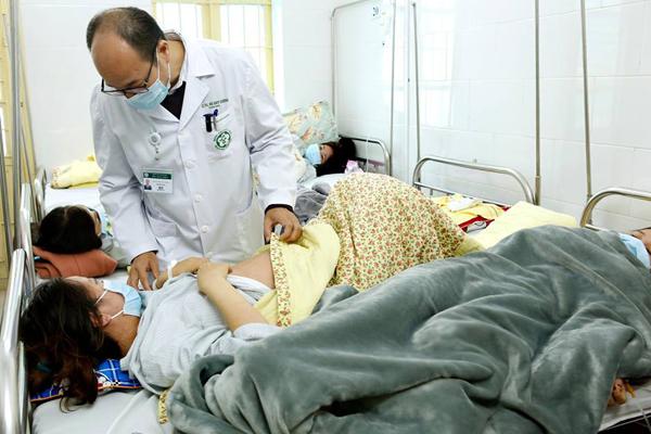 bệnh sởi,sởi,bệnh viện Bạch Mai