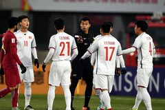 """""""Hung thần"""" của Việt Nam tại U23 châu Á cầm còi trận gặp Iran"""