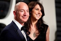 Lộ tin nhắn, ảnh nhạy cảm nghi là tỷ phú Amazon gửi nhân tình