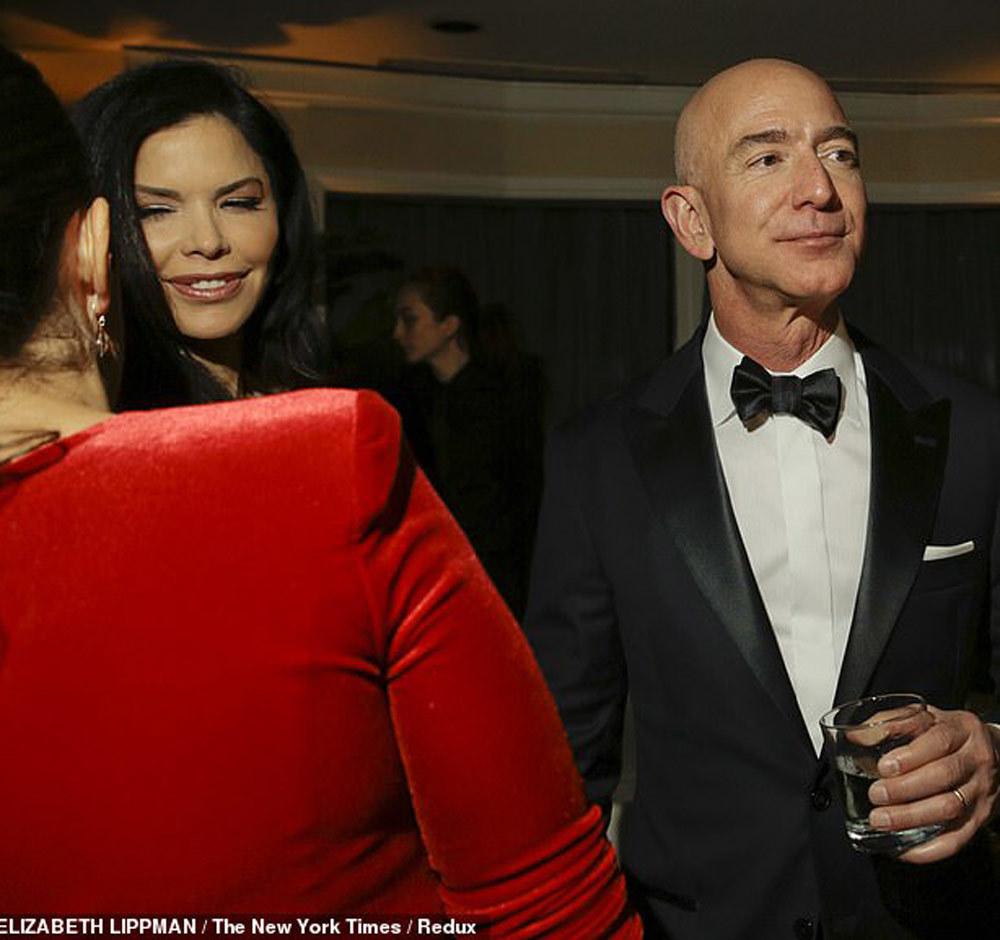 Tỷ phú,tỷ phú Amazon,Ly hôn,Ngoại tình