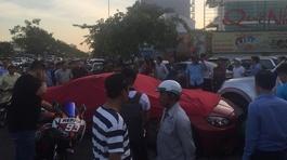 Tài xế xe BMW 'quét' loạt ô tô, xe máy trên phố Sài Gòn nói gì?