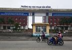 Quảng Ngãi tính chuyển Trường ĐH Phạm Văn Đồng thành tư thục
