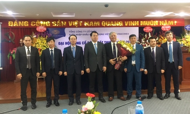 Vinaconex,An Quý Hưng,Đào Ngọc Thanh,Ecopark,chứng khoán
