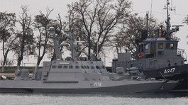 Lý do Mỹ vẫn im lặng vụ Nga bắt giữ tàu chiến Ukraina