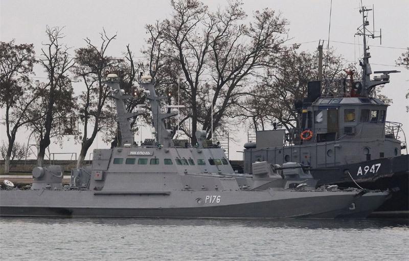 Nga,Mỹ,Ukraina,tàu chiến Ukraina,phản ứng