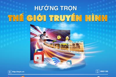 MyTV tiếp sóng trọn giải Asian Cup, ưu đãi lớn