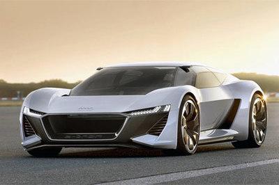Audi chỉ sản xuất 50 siêu xe điện bản đặc biệt PB18 E-tron