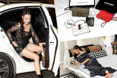 24 tuổi, Hoàng Yến Chibi sở hữu 6 nhà, xế hộp và đồ hiệu đắt tiền