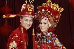 Lâm Khánh Chi khoe ảnh quý tử đầu lòng được tạo nên từ tinh trùng chính mình và trứng chị dâu