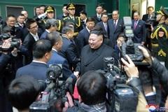 Những hình ảnh 'độc' trong chuyến công du tới Bắc Kinh của Kim Jong Un