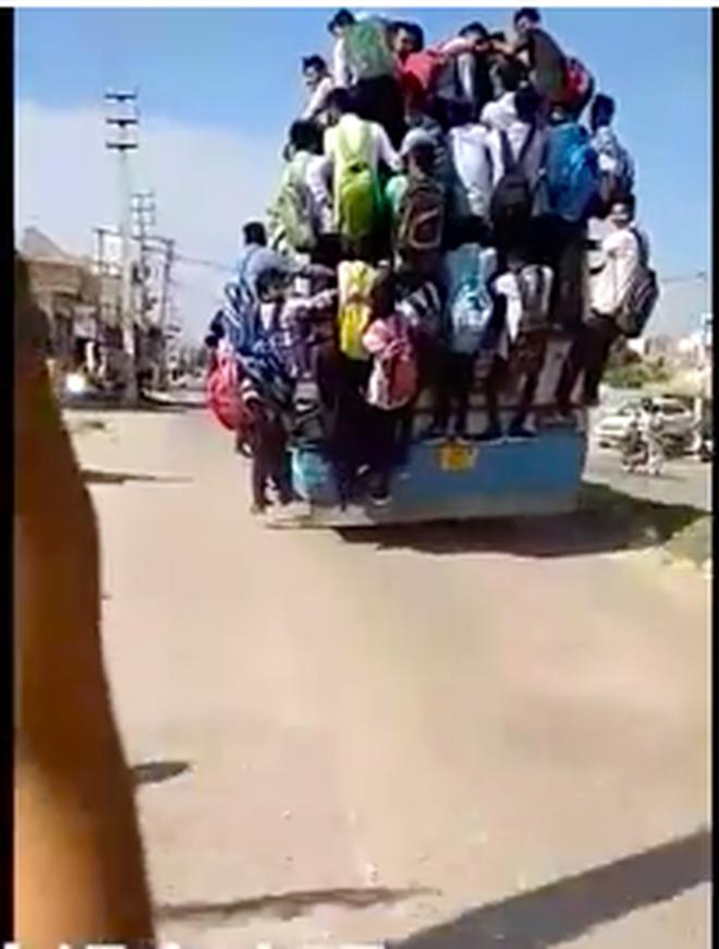 Xe buýt,Ấn Độ