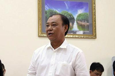 Ông Lê Tấn Hùng bị kỷ luật cảnh cáo về mặt Đảng