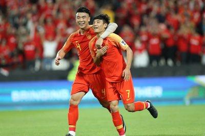 Đè bẹp Philippines, Trung Quốc đoạt vé knock-out Asian Cup
