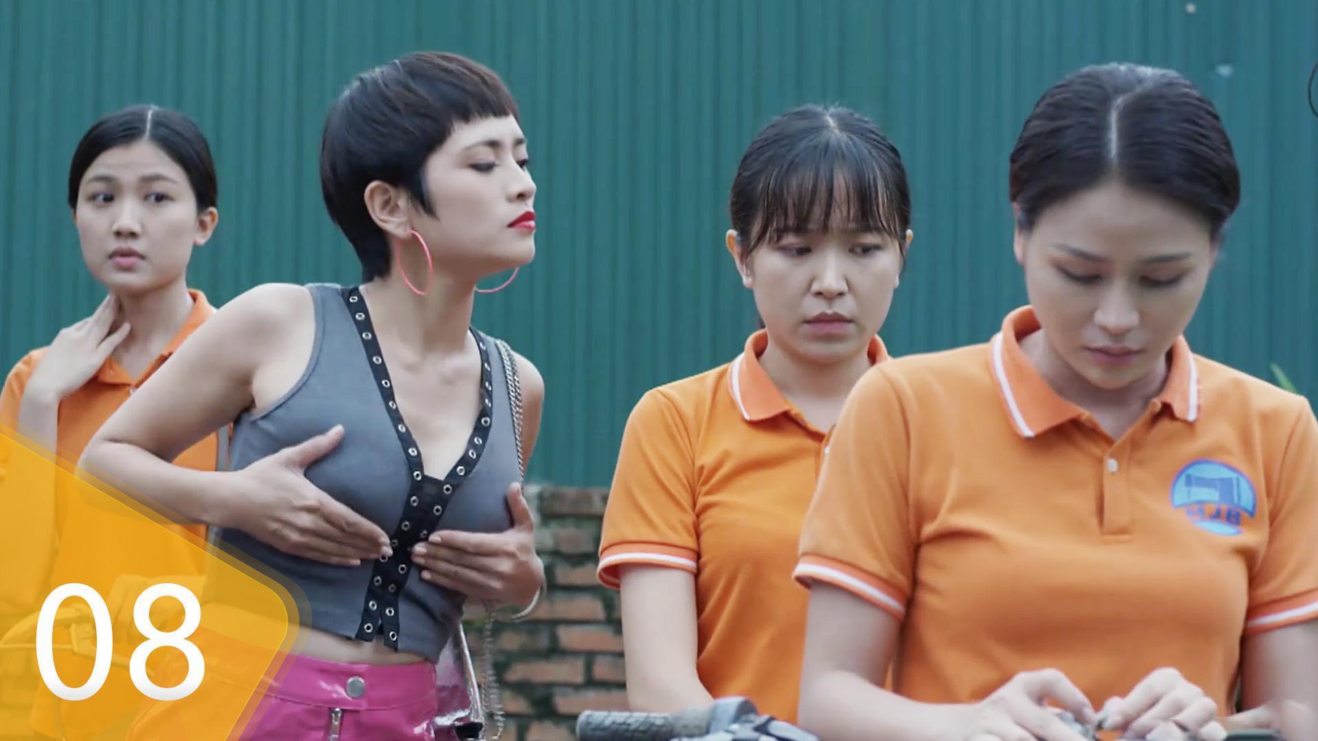 Những cô gái trong thành phố,Thuý An,Quỳnh búp bê