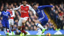 Lịch thi đấu Ngoại hạng Anh vòng 23: Arsenal chiến Chelsea