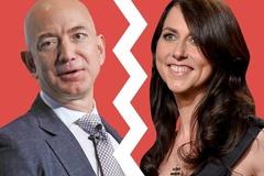 Tỷ phú Amazon ly hôn vợ, Donald Trump gửi lời chúc may mắn