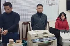 Lần theo dấu lốp xe, bắt kẻ rút trộm 13 tỷ của đại gia Hà Thành