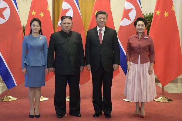 Hàn Quốc,Triều Tiên,Kim Jong Un,Trung Quốc,Tập Cận Bình