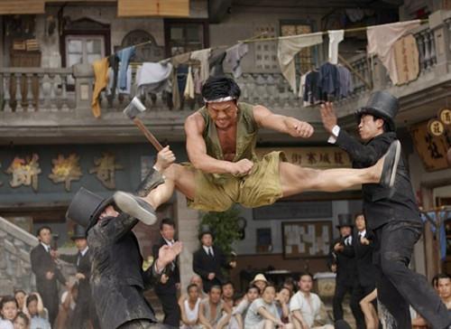 Con đường nào cho những cao thủ Thiếu Lâm rời chùa đi đóng phim?