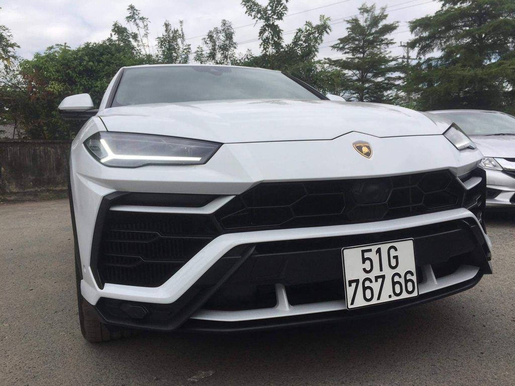 Minh 'nhựa',Lamborghini Urus,siêu xe
