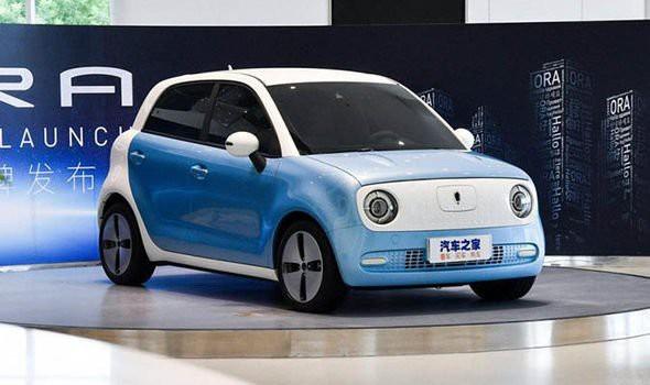 ô tô điện,xe điện,ô tô Trung Quốc,xe Tàu