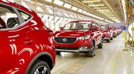 Thị trường Trung Quốc đi xuống, ngành ôtô toàn cầu dễ lao đao