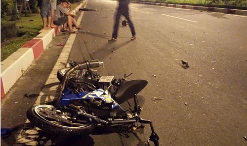 đua xe,tai nạn giao thông