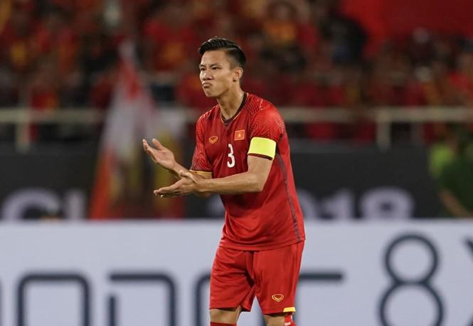 Quế Ngọc Hải: 'Tuyển Việt Nam tự hào vì chỉ thua Iran 0-2'