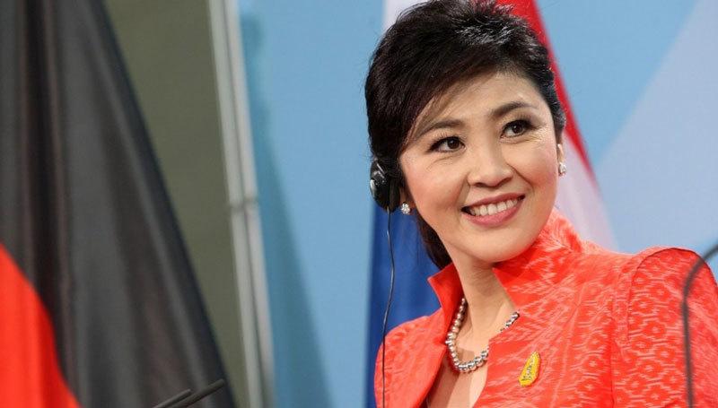 Yinluck,Thái Lan,Thaksin,cựu thủ tướng Thái