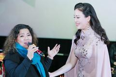 NSND Thanh Hoa: Huyền Trang sống có tình!