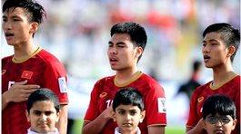 Đức Huy bị mất trí nhớ tạm thời sau trận đấu với Iran